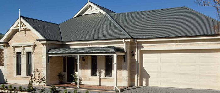 Weight Colorbond Roof Sheeting